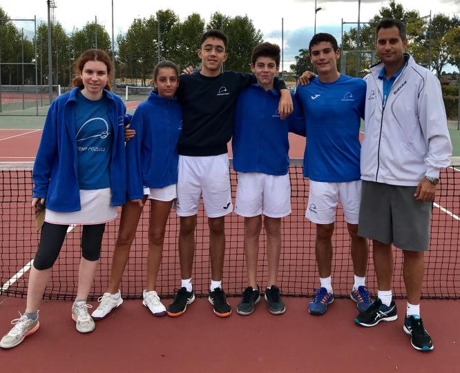 Club tenis pozuelo Equipo Juvenil 1